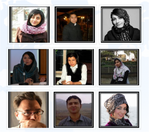 "The ""Be Inspired"" page collects views on International Women's Day from many Afghans"