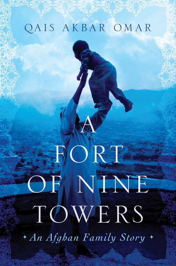 "Qais Akbar Omar will speak on his acclaimed memoir, ""A Fort of Nine Towers"""