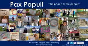 Pax  Populi Collage created by Danielle Bonner