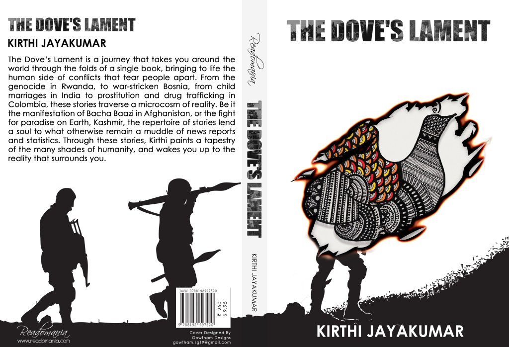 The Doves Lament - Cover